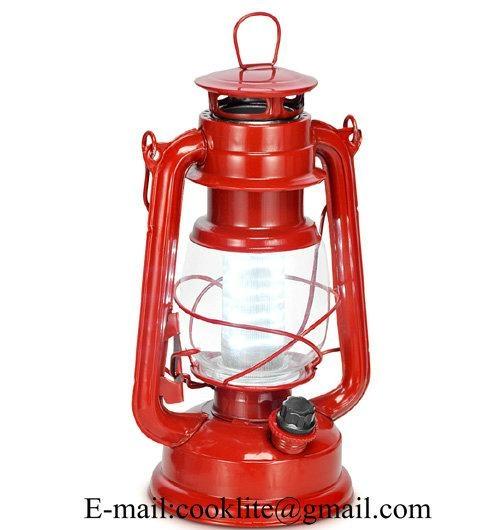 12-LED Hurricane LED Lantern (235) 2