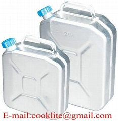 Aluminum Drinking Water Can / Aluminum