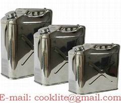 Stainless Steel Drinking Water Can / Milk Can / Wine Can / Beer Can