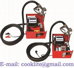 微型电动加油机/微型电动柴油加油机(GT820)