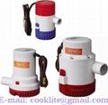 Electric Bilge Pump / DC Submersible Pump / DC Drainage Pump