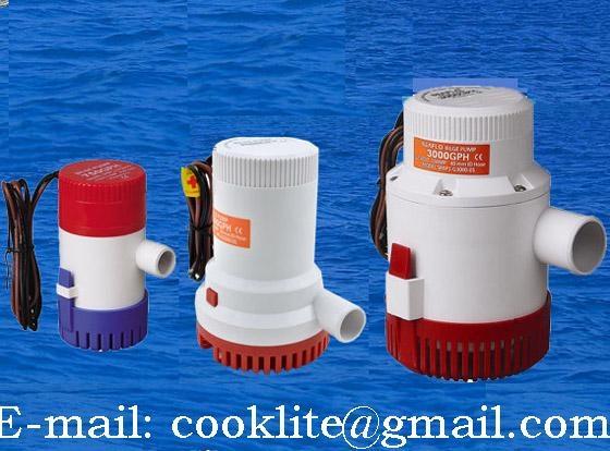 Kaljužna pumpa na uranjanje / Kalužna črpalka