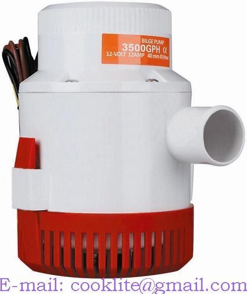 Pompă de santină / Pompa submersibila 12V/24V 3000GPH