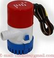 Pompa di sentina ad immersione 350 GPH 12V/24V nautica per barca imbarcazione pesca