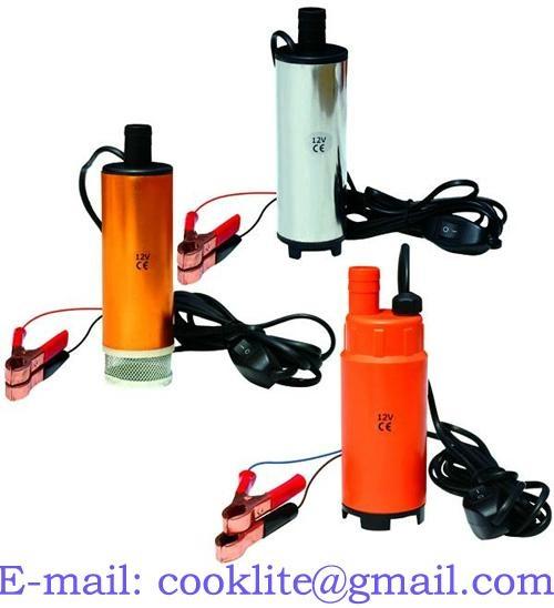 Brandstof Dompelpompen / Dieselpompen / Oliepompen / Waterpompen 12/24V