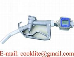 Manual Metering Gasoline Diesel Fuel Nozzle / Fuel Delivery Gun