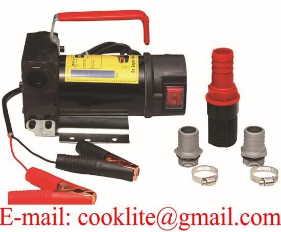 12V Biodiesel Kerosene Pump Cast Fuel Oil Diesel Transfer Pump - 150W 30L/Min
