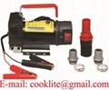 12V Biodiesel Kerosene PumpCast Fuel Oil Diesel Transfer Pump - 150W 30L/Min
