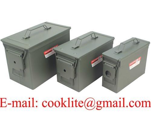 Aluminijumske vojne kante / Aluminijumski rezervoar za gorivo 10L