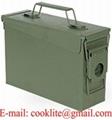 Metalna kutija za municiju Američka vojna kutija za streljivo
