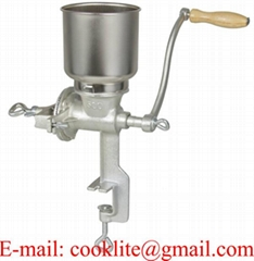 Manual Cast Iron Corn Grinder / Household Grain Grinder #500