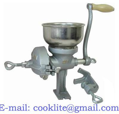 Molino para moler maní maíz / Molino manual para maíz