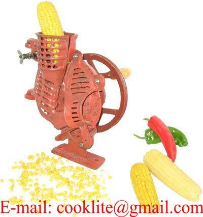 Desgranadora para maíz o mazorca / Desgranadora de maíz manual
