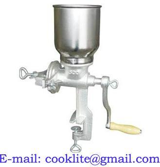Molino para cereales manual / Molino de grano CORONA