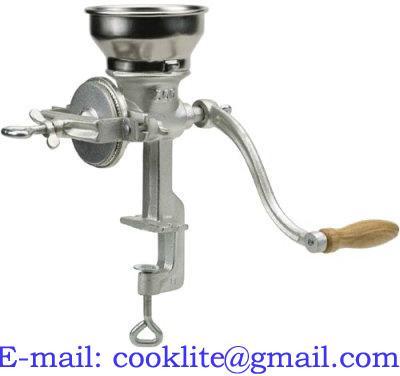 Molino para maíz y granos / Molino moledor de granos moler cereales manual