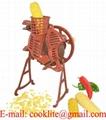 Desgranadora manual de maíz / Desgranadora manual para maíz o mazorca