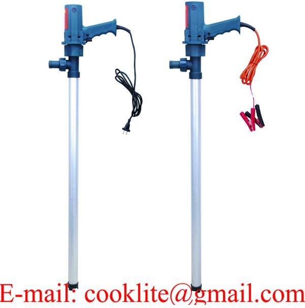 Electric Diesel Fuel Transfer Drum Pump
