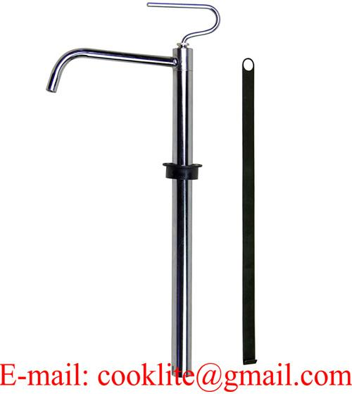 Aluminum and Plastic Rotary Hand Drum Pump 14