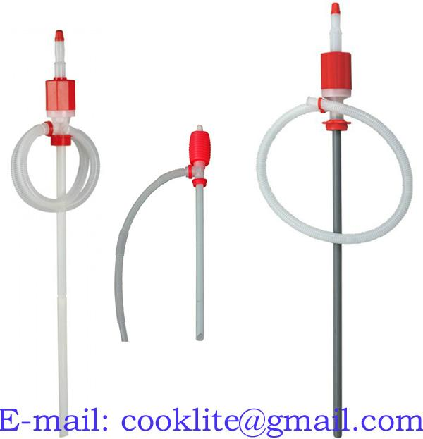 Plastic Siphon Drum Barrel Hand Pump