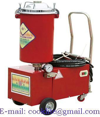 Electric lubrication pump oil grease dispenser 12L/20L 220V/380V