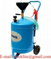 Pneumatic oil extractor portable liquid dispenser 24L