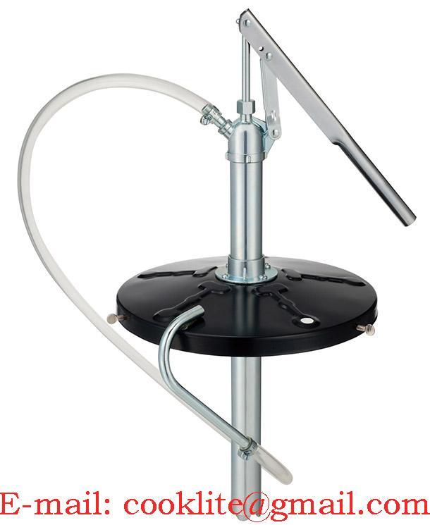 5 Gallon Lubrication Hand Operated Bucket Pump Gear Lube Dispenser