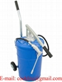 Hand grease dispenser pump with trolly 20L