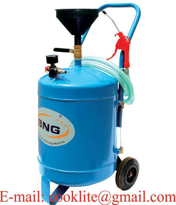 Pneumatic oil extractor Pneumatic oil dispenser - 24L