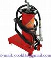 Pompa manuale a pedale per grasso 3kg