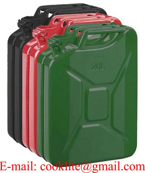 Nato Style Jerry Gas Can Military Spec 20 Litre