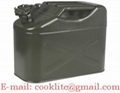 Military Nato Army Jeep Jerry Fuel Can 10 Litre