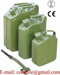 Stahlblech-Benzinkanister Rese