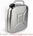 Aluminium Benzinkanister / Aluminium Kanister / Aluminium Resevekanister 10L