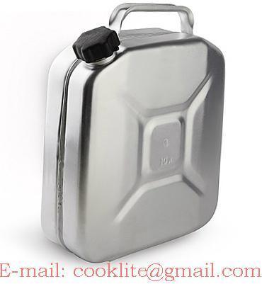 Tanica in Alluminio / Tanica carburante / Tanica Benzina 20L