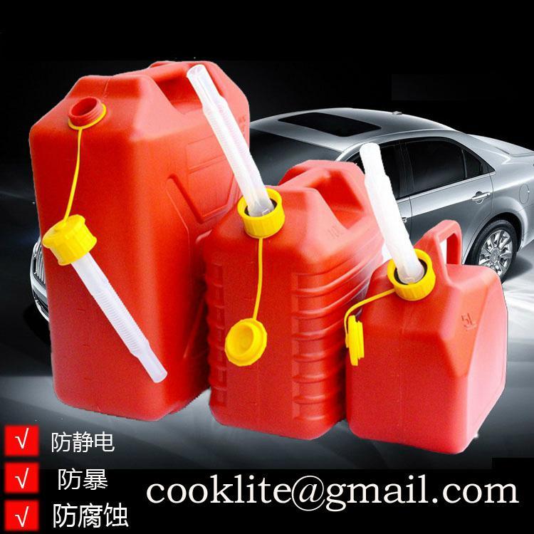 Bidón plástico para transporte de combustible