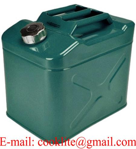Jerrican metálico para combustível 20L