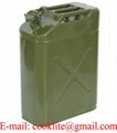 Bidon metálico para transporte de combustible 20l