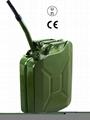 Plechový kanystr 20l UN na benzín naftu PHM