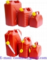 Plastový kanystr na tekutá paliva 5/10/20L