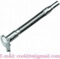 Flex påfyllingsrør / helletut til jerrykanne stål