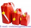 Plastična posoda za gorivo / PVC kanta za benzin