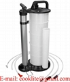 9L Succión aceite manual líquido caja engranajes bomba vacío transferencia