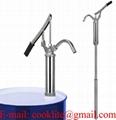 Pompe à levier pour huile et gasoil / Pompe de transfert manuel à piston