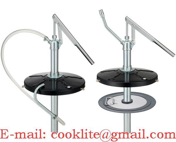 Pompe manuelle de remplissage de graisse