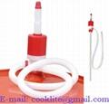 Siphon Saugpumpe Handpumpe Umfüllpumpe Fass Benzin Öl Wasser Flusspump Pumpe