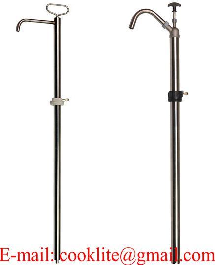 Ruční kovové pístové čerpadlo / Ruční litinové čerpadlo