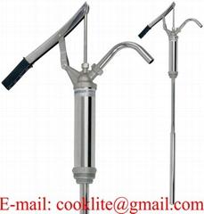 Tromlepumpe vippepumpe håndtagscylinderpumpe metaludførelse