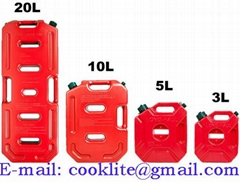 Plastic Jerry Can Portab