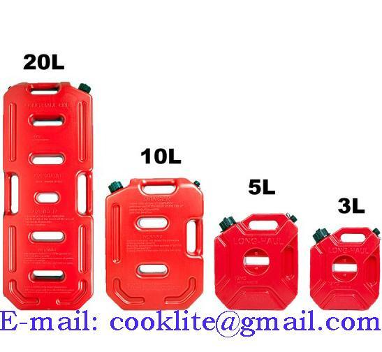 Canistra de plastic pentru benzina/combustibil speciala pentru ATV sau UTV