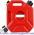 Canistra de plastic pentru depozitat carburant 5l